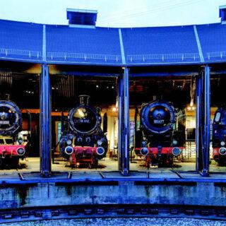 Neuenmarkt-Wirsberg: Besuch im Deutschen Dampflokomotiv-Museum