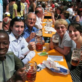 Pegnitz: Flindererzeit, die fünfte Jahreszeit