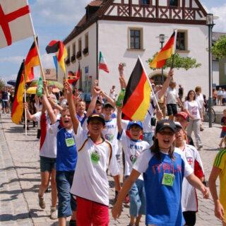 Pegnitz: Gregorifest der Pegnitzer Schüler
