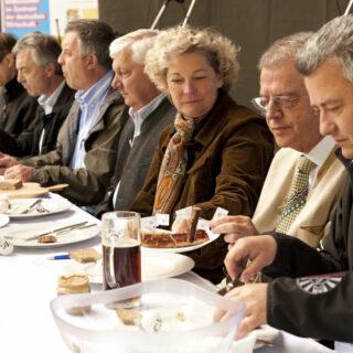 Pegnitz: Zum Bratwurstgipfel