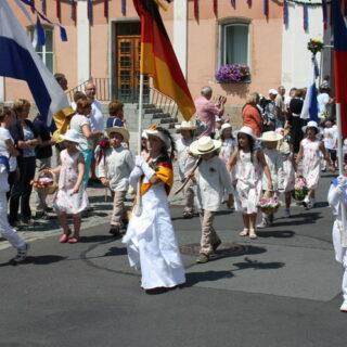 Selb: Zum traditionellen Wiesenfest am Goldberg