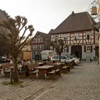 Seßlach: Kulinarischer Stadtspaziergang durch eine bezaubernde Stadt