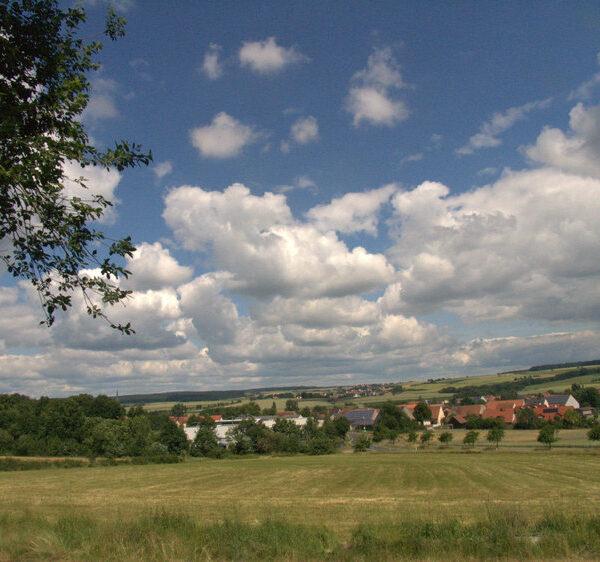 Steigerwald (Naturpark): Unterwegs mit dem Steigerwald-Express