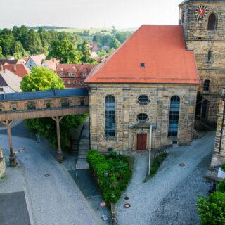 Thurnau: Auf dem Pfad der Kunsthandwerker