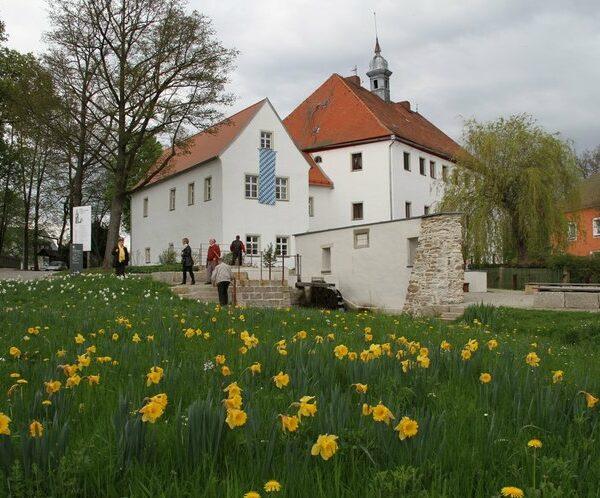 Tröstau: Hammerschloss Leupoldsdorf