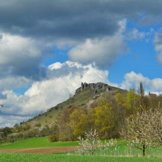 VGN-Tour: Über den Schlossberg in die Genussregion rund ums Walberla