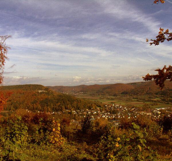 VGN-Tour: Über den Wolken - von Ebermannstadt über den Feuerstein nach Pretzfeld