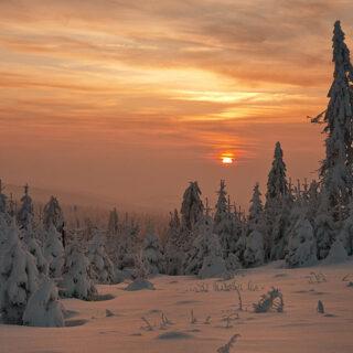 VGN-Touren: Wintertraum Fichtelgebirge