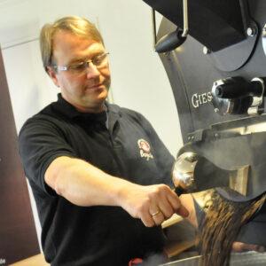 Dieter Bogatz - Kaffeerösterei Bogatz