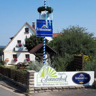 Opel`s Sonnenhof - Wirtshaus im Grünen, Bindlach