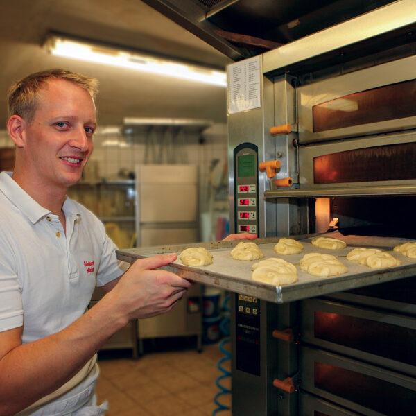 Bäckerei und Lebensmittel A. und U. Möckel, Kronach-Fischbach