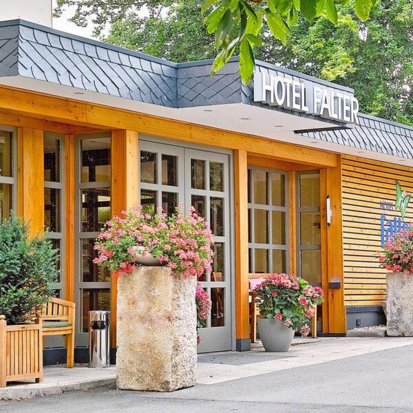 Hotel Falter Brauereigasthof, Hof